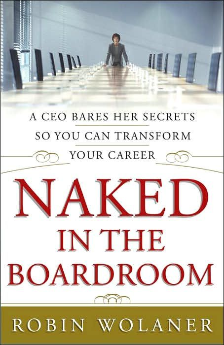 Image of: Naked in the Boardroom