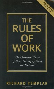 The Rules of Work book summary