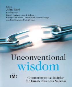 Unconventional Wisdom book summary