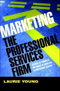 Marketing the Professional Services Firm book summary