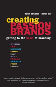 Creating Passionbrands book summary