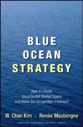 Image of: Blue Ocean Strategy