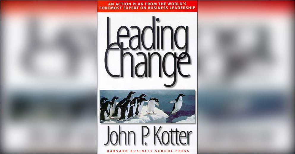 Leading Change(Englische Version) von John P  Kotter