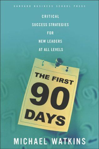 Image of: The First 90 Days