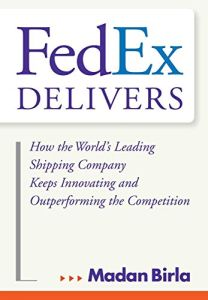 FedEx Delivers book summary