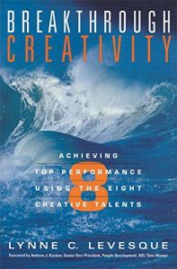 Breakthrough Creativity book summary