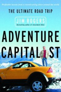 Adventure Capitalist book summary