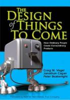 The Design of Things to Come book summary