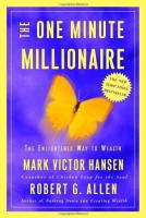 The One Minute Millionaire book summary