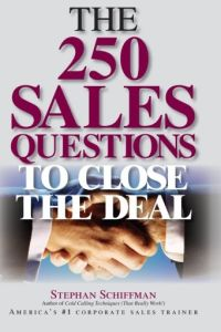 250 Sales Questions To Close The Deal book summary