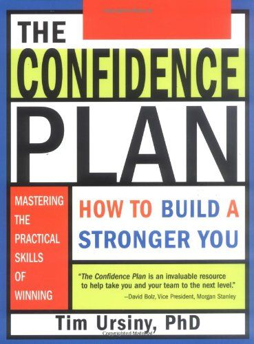 Image of: The Confidence Plan
