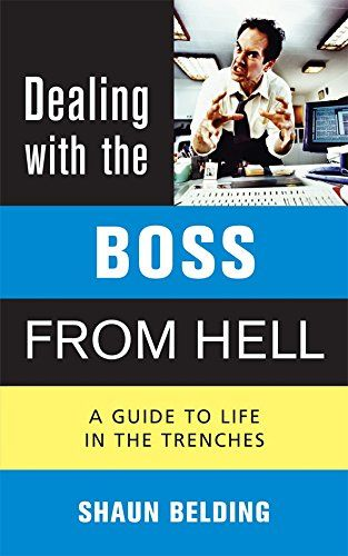 Image of: Dealing with the Boss from Hell