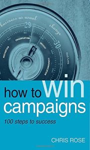 How to Win Campaigns book summary