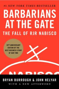 Barbarians at the Gate book summary