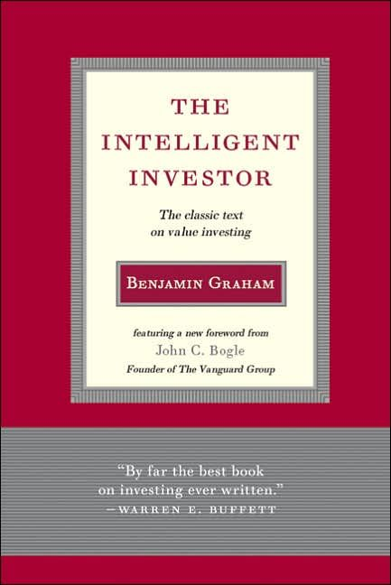 Image of: The Intelligent Investor