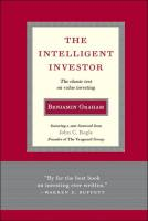 The Intelligent Investor book summary
