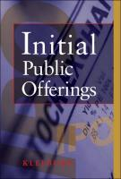 Initial Public Offerings book summary