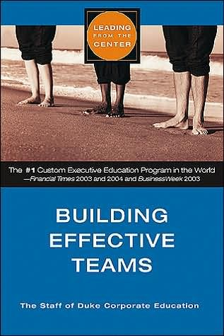 Image of: Building Effective Teams