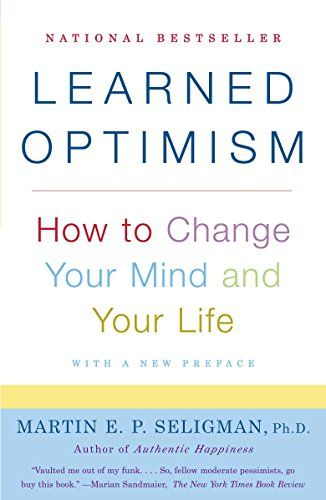 Image of: Learned Optimism