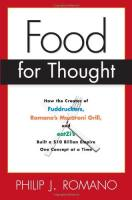 Food for Thought book summary
