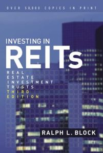 Investing in REITS book summary