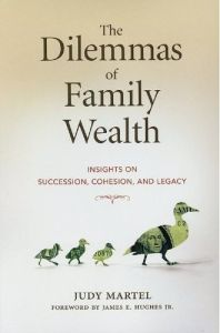 The Dilemmas of Family Wealth book summary