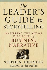 Leader's Guide to Storytelling book summary