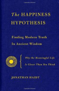 The Happiness Hypothesis book summary