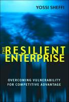 The Resilient Enterprise book summary