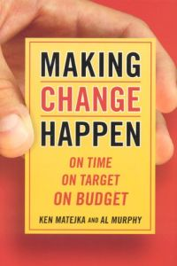 Making Change Happen book summary