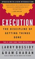 Execution book summary