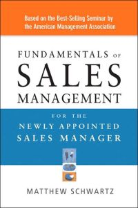Fundamentals of Sales Management book summary