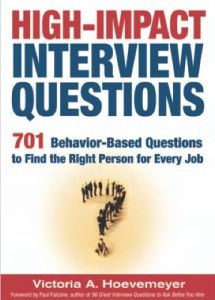High-Impact Interview Questions book summary