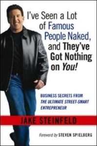 I've seen a Lot of Famous People Naked, and They've Got Nothing on You! book summary