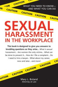 Sexual Harassment in the Workplace book summary