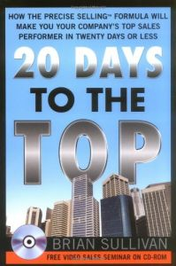 20 Days to the Top book summary