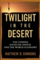 Twilight in the Desert book summary