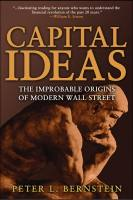 Capital Ideas book summary
