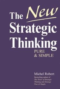 The New Strategic Thinking book summary