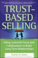 Trust-Based Selling book summary
