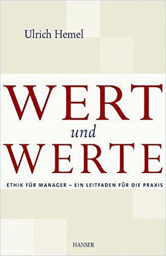 Image of: Wert und Werte