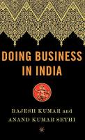 Doing Business in India book summary