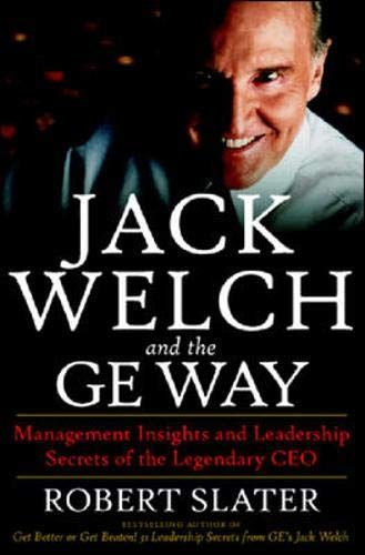 Image of: Jack Welch and the GE Way