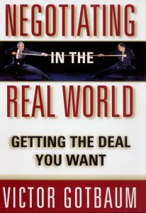 Negotiating in the Real World book summary