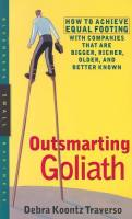 Outsmarting Goliath book summary
