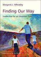 Finding Our Way book summary