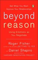 Beyond Reason book summary