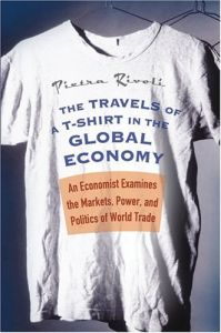 The Travels of a T-Shirt in the Global Economy book summary