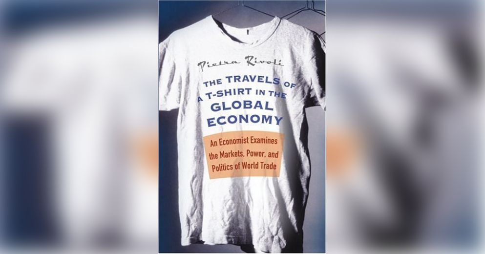 The Travels Of A T Shirt In The Global Economy Englische