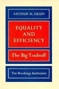 Equality and Efficiency book summary